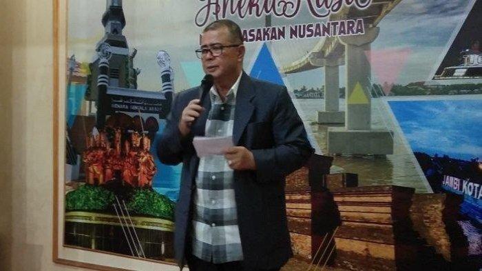 Wakil Gubernur Sumbar Nasrul Abit menyatakan tidak ada toleransi bagi LGBT di Tanah Minang