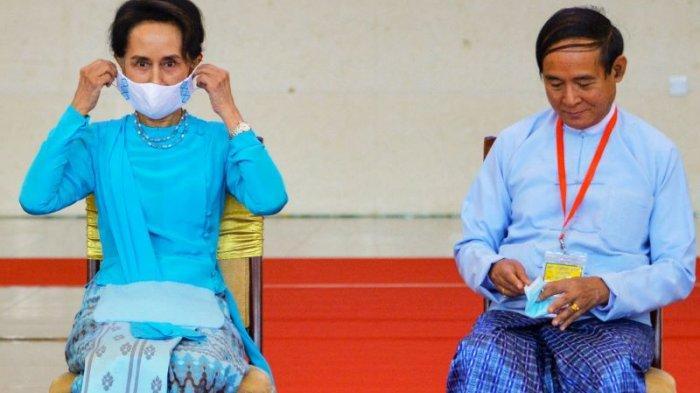 Militer Myanmar Tak Akan Izinkan Utusan Khusus ASEAN Bertemu Aung San Suu Kyi