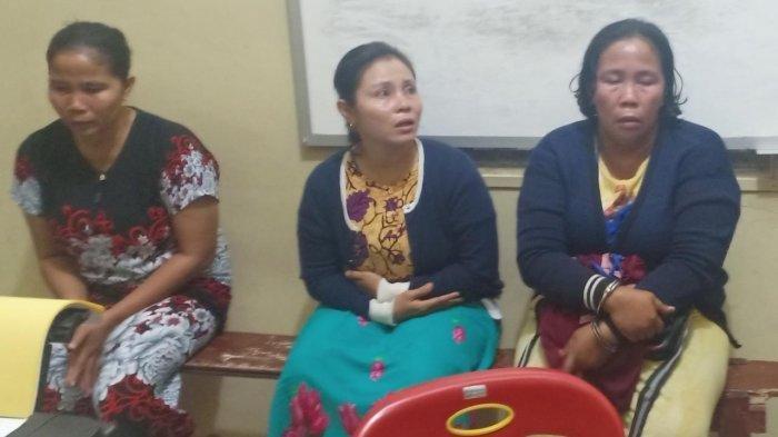 Sepak Terjang Komplotan Emak-emak di Tanjungbalai Ini Berakhir Setelah Aksinya Terekam CCTV