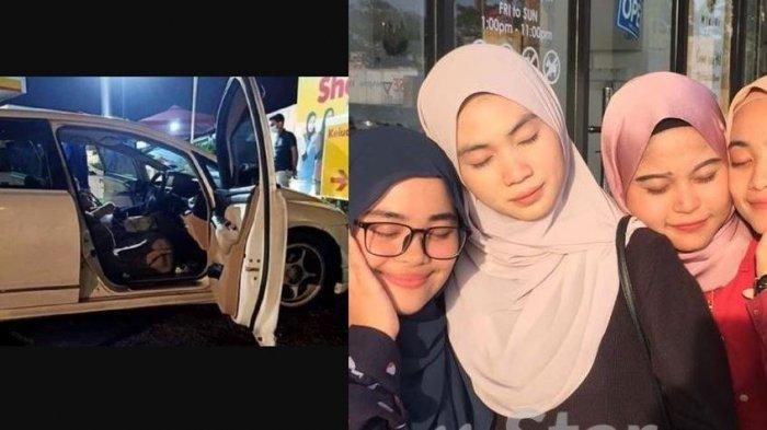 3 Mahasiswi Tewas saat Tidur di dalam Mobil, Cerita Pilu Sahabat Beberkan Chat Terakhir di Grup WA