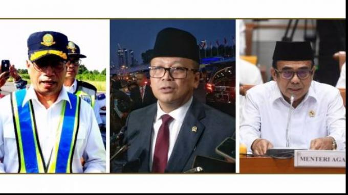 Ini 3 Menteri Jokowi yang Dinyatakan Positif Covid-19