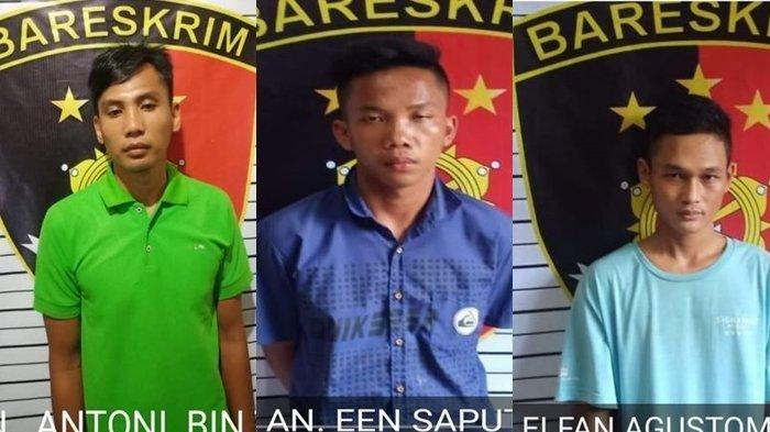 Bengkokkan Besi Penjara Dengan Kain Basah, 6 Tahanan Polsek Sekayu Kabur