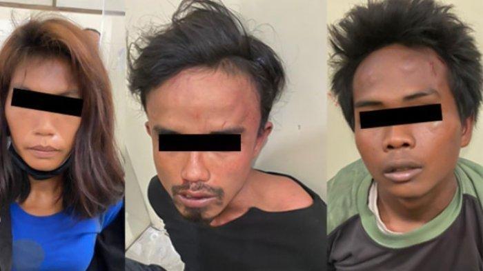 Sempat Kabur Dari Gubuk Ladang, Tiga Orang Ini Ternyata Pembunuh Kurnia Maya Sari