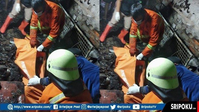 Sebelum Tewas Terbakar, Pemilik Konter Ini Sempat Selamatkan Istri dan Anak, Dilempar dari Lantai 2