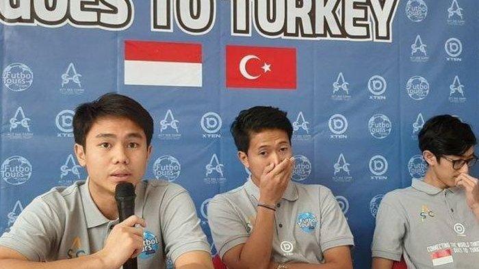 Tiga Pemain Muda Indonesia Gabung ke Klub Turki, Potensial Direkrut Tim Super Lig