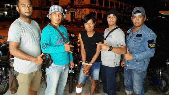 Tiga Pencuri Ditembak Polisi
