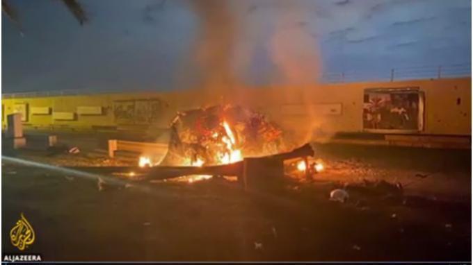 Roket Menghantam Daerah Dekat Perusahaan Minyak AS di Irak Selatan, Tak Ada Kerusakan dan Kematian