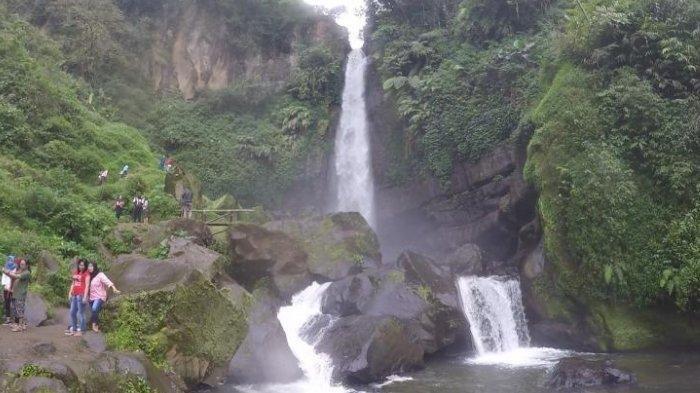 Tiga Siswa SD Dilaporkan Hilang di Air Terjun Coban Talun Batu