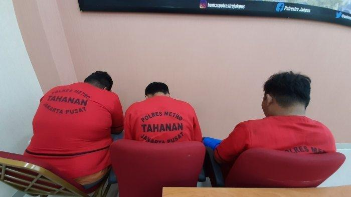 Polisi Tangkap 3 Sekawan Diduga Lakukan Pencurian dan Pencabulan Terhadap 4 Wanita, Begini Modusnya