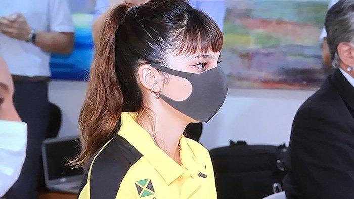 Bantu Atlet Jamaika saat Olimpiade Tokyo, Relawan Tijana Kawashima Dijuluki Volunteer of The Year