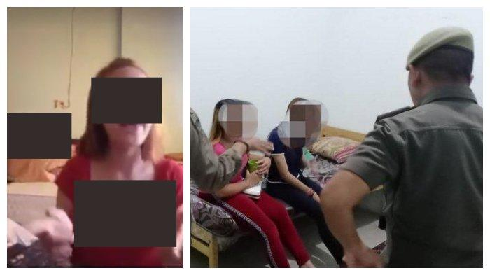 Viral Adegan Asusila Di Video Tiktok Terduga Pemeran Diciduk Satpol Pp Banjarbaru Tribunnews Com Mobile