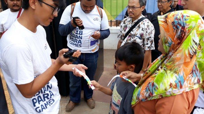 Asian Para Games 2018 Sediakan Tiket Festival Seharga Rp 10 ribu bagi Pengunjung Masuk ke Area GBK