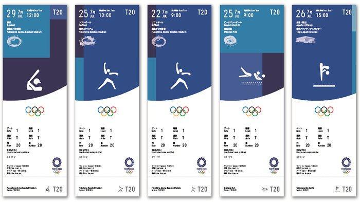 Jumlah Penonton Olimpiade Jepang Direvisi Jadi Maksimum 5.000 Orang