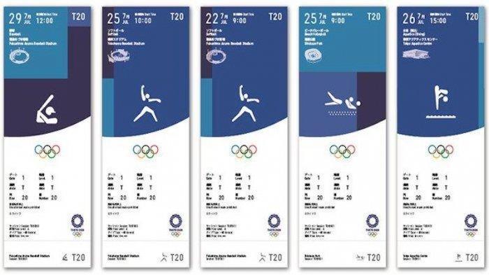 95 Persen Tiket Olimpiade Jepang Akan Dikembalikan ke Penonton