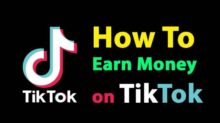 Ini Cara Menghasilkan Uang Dari Tiktok Sekali Posting Bisa Dapat Rp 2 7 Hingga Rp 13 9 Miliar Tribunnews Com Mobile