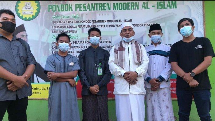 Tim Baintelkam Mabes Polri Bersilaturahmi ke Ormas Islam di Banten, Salah Satunya ke FPUIB