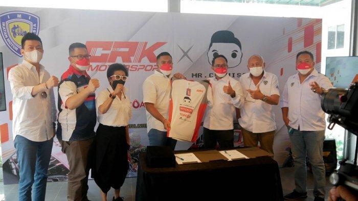 Tim Balap CRK Motorsport Umumkan Gandeng Daniel Zii Mr. Cuanisasi