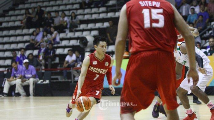 Indonesia Sukses Kalahkan Macau dalam Lanjutan FIBA Asia Cup Pre-Qualifiers dengan skor 99-54