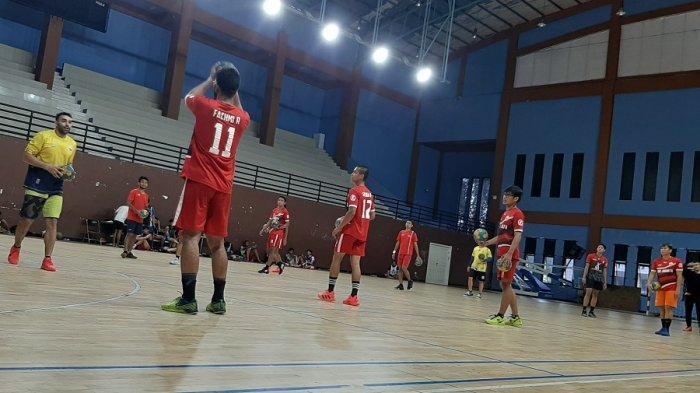 Tim Bola Tangan DKI Jakarta ke PON Papua