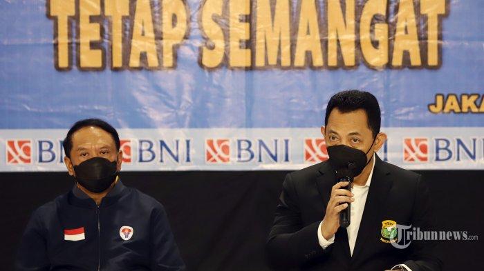 Listyo Sigit Prabowo Bisa Bawa PB ISSI Lebih Padu dan Berprestasi kata Raja Sapta Oktohari