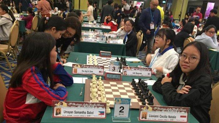 Tim Catur Indonesia Raih Emas di 4th Asia Youth Chess Championship Peluangnya Terbuka