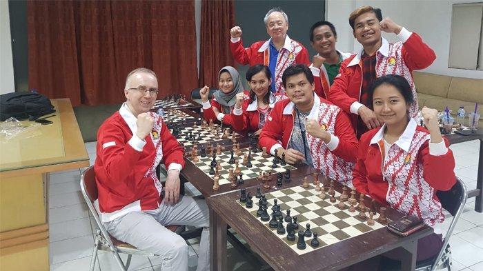 Perebutkan Tiket Piala Dunia, Indonesia Kirim Enam Pecatur ke Mongolia