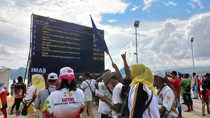 Jawa Barat Dipastikan Jadi Juara Umum Dayung PON Papua: Guyuran Bonus Menanti