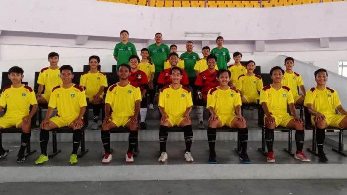 Tim Futsal PON Banten Waspadai Jawa Barat dan Papua