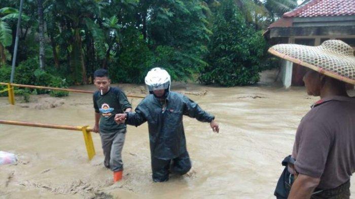 Banjir dan Longsor di Bogor Terjadi di Beberapa Lokasi, Menelan Korban Jiwa hingga Jembatan Putus