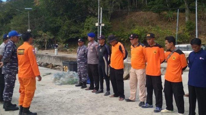 Hari Ketiga, Pencari Rumput Laut yang Terseret Ombak di Pantai Pathok Koang Pacitan Belum Ditemukan