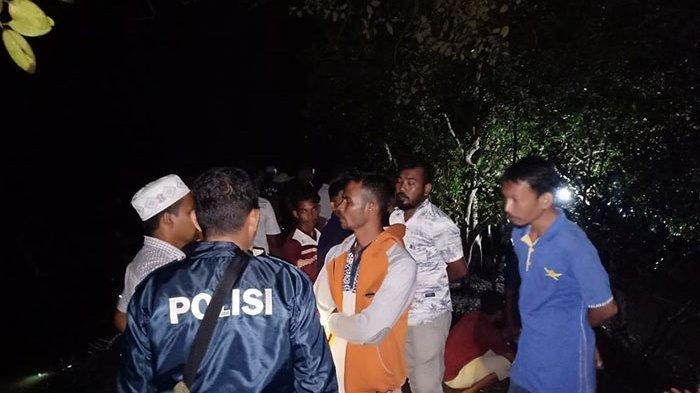 Perahu yang Ditumpangi Satu Keluarga Karam di Sungai Lueng, Satu Tewas, Seorang Lainnya Hilang