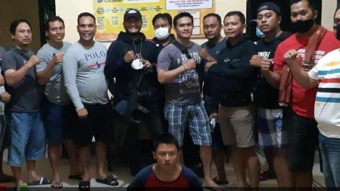 Tim Gabungan Polda Bali, Polresta Denpasar dan Polsek Denpasar Selatan berhasil