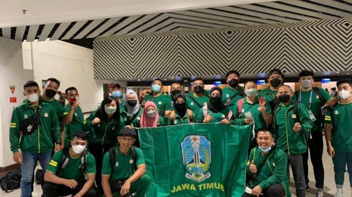 Jawa Timur Kini Menjadi Barometer Kekuatan Gulat Di Tanah Air
