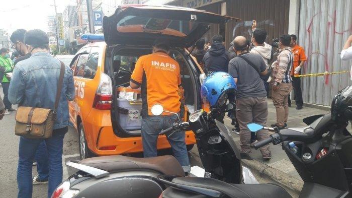 Perampokan Toko Emas di Bandung, Pemilik Tewas, Satu Pelaku Tertangkap Dua Lainnya Jadi DPO