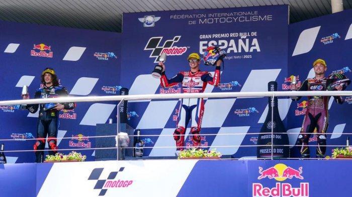 Tim Indonesia Racing Sukses Bikin Sejarah di Grand Prix Jerez Spanyol