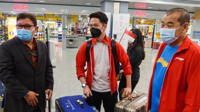 Update Piala Sudirman 2021: Pesawat Tim Indonesia Sempat Gagal Mendarat di Finlandia