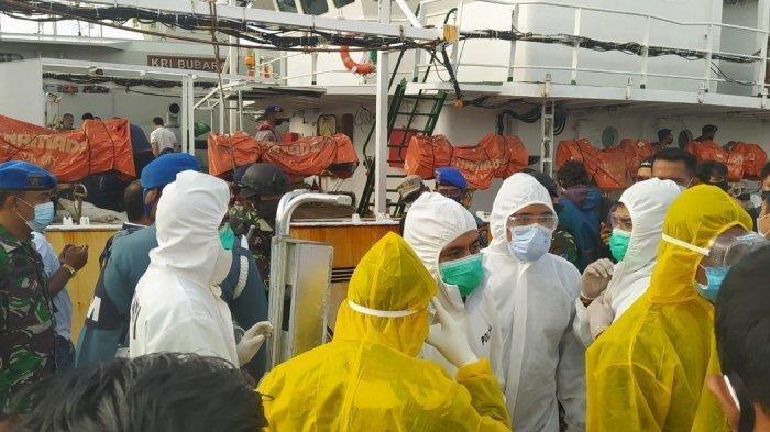 Jasad WNI yang Meninggal Dunia di Kapal Ikan China Ditemukan di Lemari Pendingin