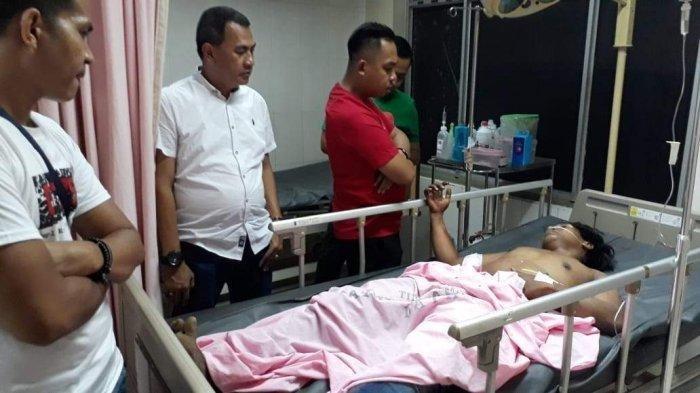 Tim Macan Barelang Amankan 4 Pembobol Kantor UPTD Meteorologi Batam, Satu Pelaku Terkena Tembakan