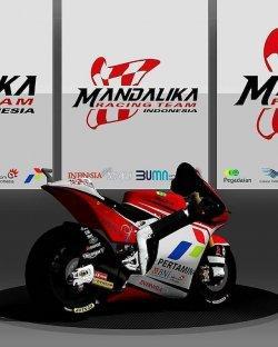 Motor Tunggangan Tim MotoGP Tim Indonesia Direncanakan Launching di Hari Sumpah Pemuda