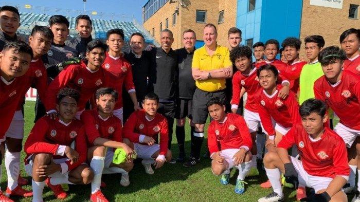 Supriadi Tampil Impresif Garuda Select Kalahkan QPR 4-0