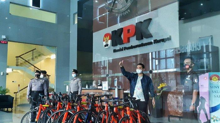 KPK Terima Pengembalian 13 Sepeda Road Bike Terkait Kasus Edhy Prabowo