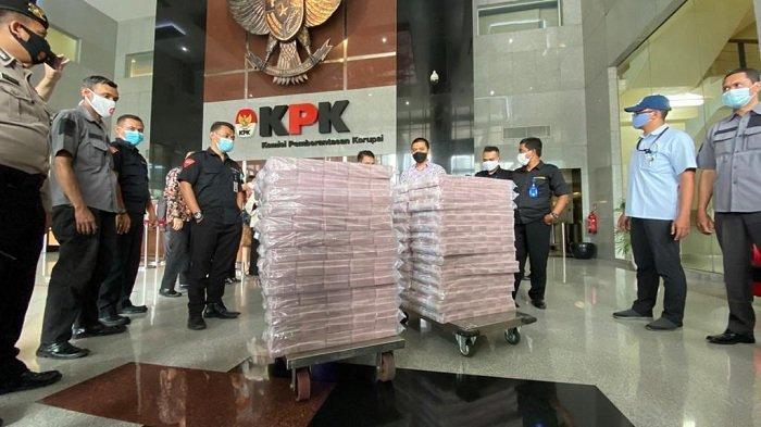 Fakta Terbaru Kasus Suap Edhy Prabowo, Penampakan Uang Rp 52,3 Miliar hingga Pengakuan Sekretaris