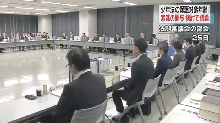 Tim perumus perubahan UU Kedewasaan Jepang akan menjadi 18 tahun bagi perlindungan hukum yang semula sampai dengan 20 tahun.