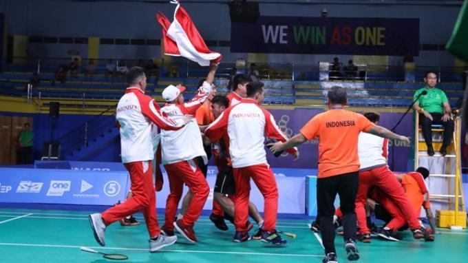 Kejuaraan Beregu Asia 2020 - Jumpa Tim Putra Indonesia di Perempat Final, Filipina Bukukan Sejarah