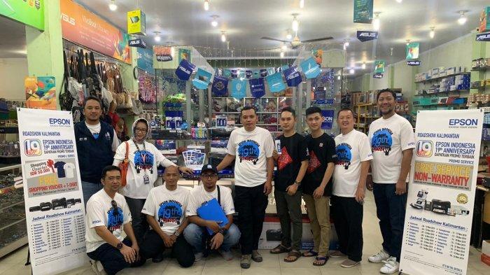 Epson Indonesia Pertimbangkan Pindahkan Pusat Operasional di Jakarta ke Ibu Kota Baru di Kaltim