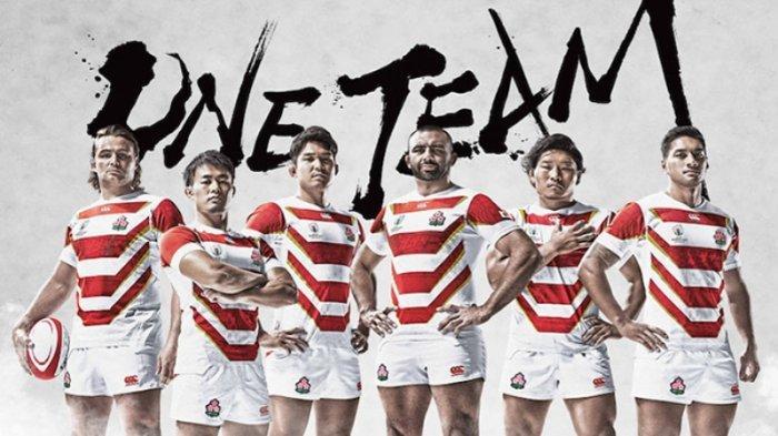 Gara-gara Rugby, 'One Team' Terpilih Jadi Kata Terpopuler Selama 2019 di Jepang