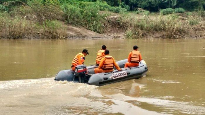 Hari Kedua Pencarian Korban Tenggelam di Sungai Cimanuk Majalengka, Tarsidi Belum Ditemukan