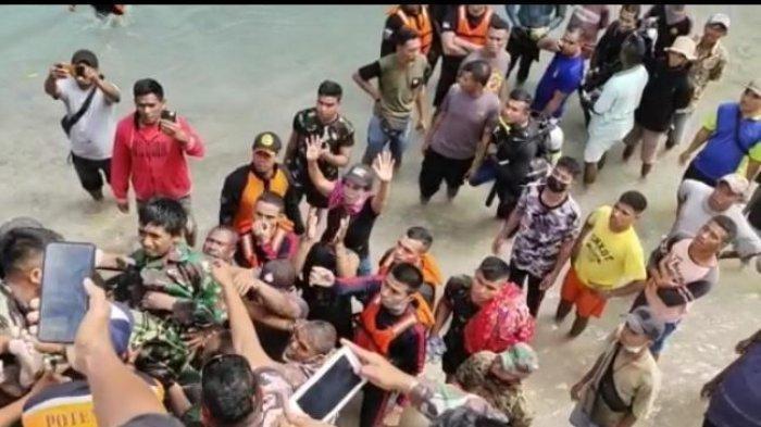 19 Jam Hilang Terseret Arus Sungai, Bocah 11 Tahun di Kupang Ditemukan Selamat