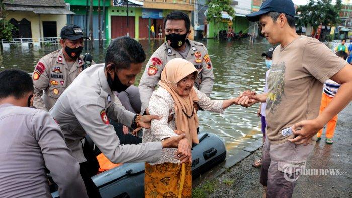 Perkiraan BMKG Hingga Rabu Terjadi Cuaca Ekstrem, 14 Provinsi Berpotensi Status Siaga dan Waspadaa