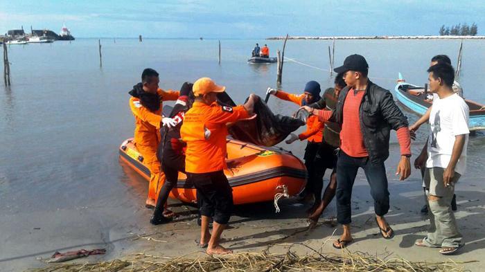 Nelayan yang Hilang di Perairan Membalong Ditemukan Sudah Tak Bernyawa